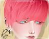 Flamingo Pink Cas Hair