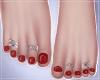 -S- Perfect Vamp Feet S