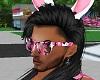 Pink Camo Male Glasses