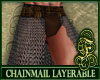 Chainmail Kilt Layerable