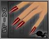 Vamp Sharp Nails - Rouge