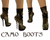 CAMO BOOTS