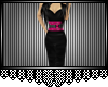 [V]Trouble Pink Dress