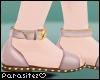 P|Sassy Sandals