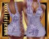 [L] Lilac Pastel Dress
