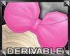 [xx]DRVB Lft Barbie Bow