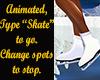 Animated Ice Skates (F)