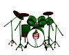 Christmas Drum Set