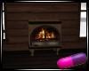 BT - WC Anim. Fireplace