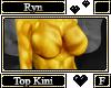 Ryn Top Kini F