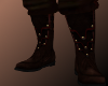 Warrior Leather Boots