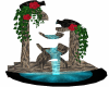 Rose Stone Fountain