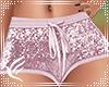 Glitter Shorts Pink