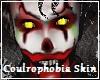 Coulrophobia Skin