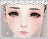 :3 Kawaii Head | Black