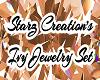*S* Ivy Jewelry Set