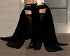 Layerable Black Skirts