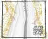 SB Gold Glitter Cloak