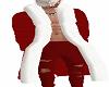 Open Santa Coat