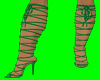 [AR]GreenGladiatorBoots