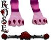 {Rose}Cheshire Cat Paw's