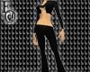 EO Blk Smasher bodysuit