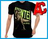 Savage hunter t-shirt