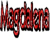 stiker Magdalena
