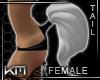 +KM+ Horse Tail 2 White