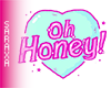 Oh Honey Cutout