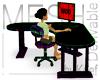 Office Desk MESH FLASH
