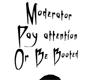 {CU} Mod Signage
