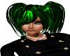 Kaz Green Black