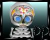 Sugar Skull Baby Pet