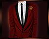 Y' AOTA Red- Blazer [M]