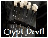 Crypt Devil Arm Darts R