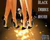Black Desire Shoes