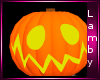 *L* M/F Pumpkin Head