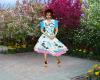 Retro 50's Dress 1