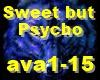 Ava Max-Sweet but Psycho