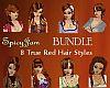 BUNDLE True Red Hair