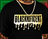 !D Blacknificent Tee