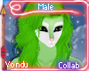 Jade Hair 1