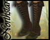 ~NS~ Scout strap boots g