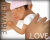 .LOVE. Baby + Blanket