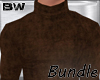 Brown Turtle Sweater VBD