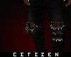 c | Black Denim - Ripped