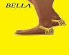 [B] YELLOW SANDLES