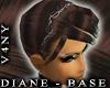 [V4NY] Diane!Base Brown