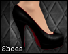 [TLZ]Leather pumps B/R